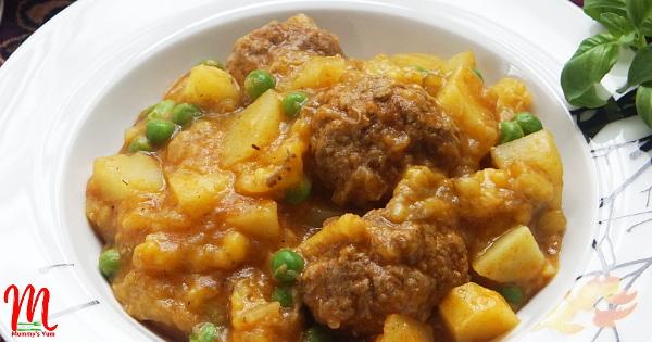 Potato and Plantain Pottage
