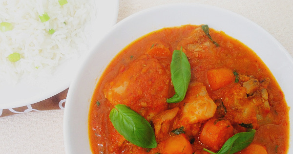 Carrot and Red Pepper Sauce