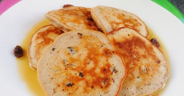Sugar-free Oats Pancake