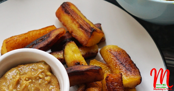 Fried Plantain Fingers