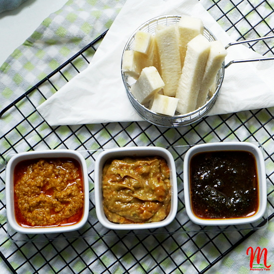 3 Dip Recipes For Finger Foods Suitable For Toddlers Kids