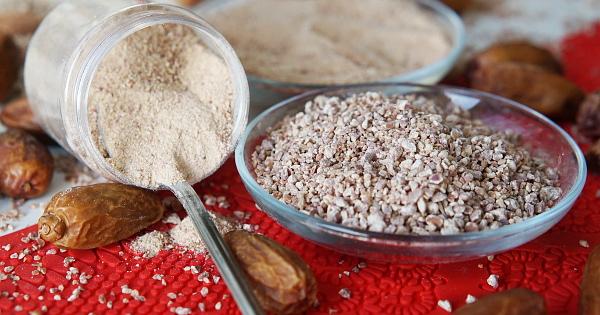 Homemade Dried Dates Powder & Granules (Dabino Powder)